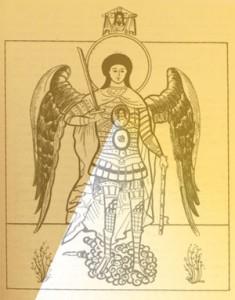 Archange Michel ou Mikhaël, Maître de la Lumière