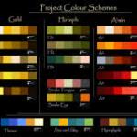 nuancier couleurs adobe color cc