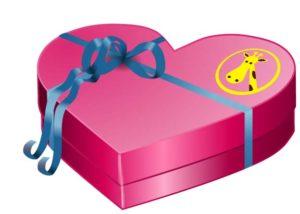 Abonne toi et reçois un cadeau surprise